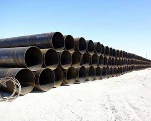Largest Supply of Pipe in Alaska