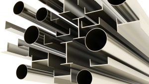 Alaska Aluminum pipe and beams