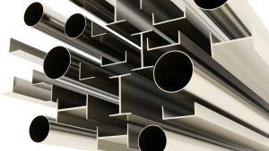 Alaska Aluminum pipe and beams