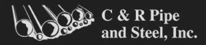 CR Pipe and Steel Logo
