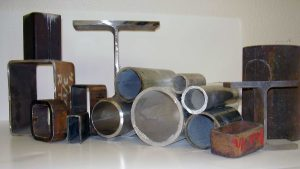 Large Supply of Steel Products - Fairbanks Alaska
